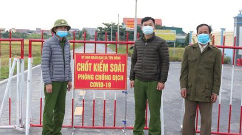 Ổ dịch phức tạp ở Nam Định đã ghi nhận 51 ca mắc Covid-19