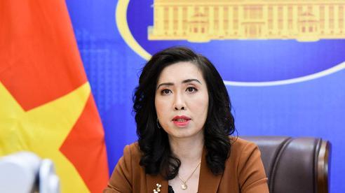 Việt Nam lên tiếng về vụ va chạm của tàu ngầm hạt nhân Mỹ ở Biển Đông