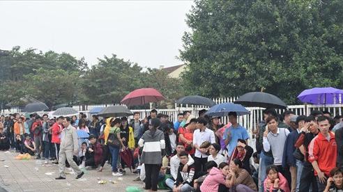 VFF chỉ bán vé online cho khán giả vào sân cổ vũ ĐT Việt Nam