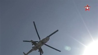 Nga và đồng minh tập trận rầm rộ gần biên giới Afghanistan