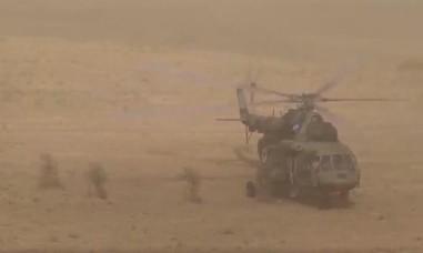 Clip Nga tập trận 'tam anh' nhằm đối phó với nguy cơ từ Taliban