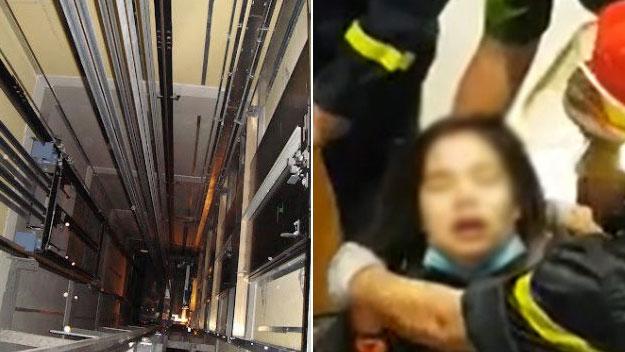 Điểm khó hiểu vụ cô gái ngã từ thang máy tầng 7 xuống tầng 1 tử vong tại Hà Nội