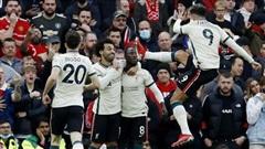 Thảm họa đại chiến, Man United thua trắng Liverpool 5 bàn