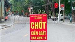 CDC Hà Nội: 'Ổ dịch tại Quốc Oai phức tạp, phải tăng tốc truy vết, khoanh vùng'