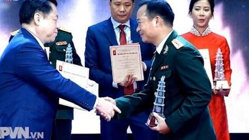 Dấu ấn báo chí quân đội tại Giải Báo chí Quốc gia 2020