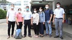 Y bác sĩ TP.HCM lên đường hỗ trợ tỉnh Đắk Lắk