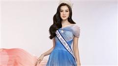 Đỗ Hà khoe chân dài 1,11m trong bộ ảnh gửi đến Miss World 2021