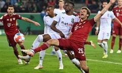 Video trận Bayern thảm bại, bị loại ở Cup quốc gia Đức