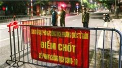 Hà Nội: Khẩn tìm người đến chợ Linh Lang, chợ Cống Vị, Medlatec cơ sở 2, chung cư Liễu Giai Tower