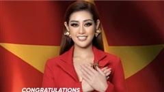 Động thái đầu tiên của Khánh Vân sau khi trượt Top 10 Miss Universe một cách đáng tiếc