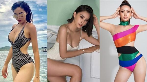 Mỗi mùa Miss Universe, 3 người đẹp Việt luôn được fan gọi tên, mong lên đường chinh chiến