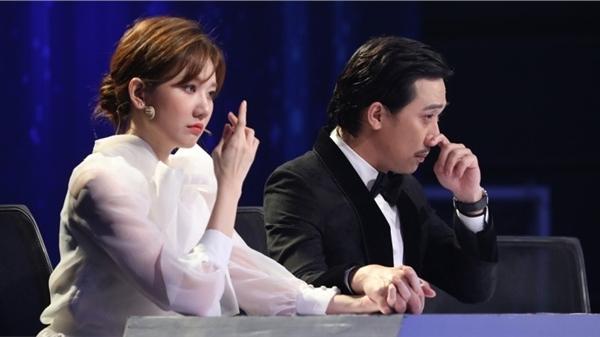 Trấn Thành, Hari Won rơi nước mắt trước cậu bé 5 tuổi muốn dành tiền thưởng 'mua thuốc chống Covid'