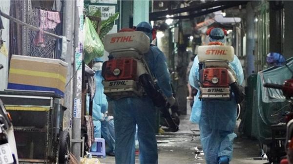 TP.Hồ Chí Minh phát hiện 3 người trong gia đình ở Quận 1 dương tính với SARS-CoV-2, đang điều tra nguồn lây