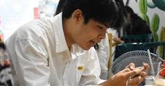 Team Tốc Chiến ở Đà Nẵng trong buổi thi đấu căng thẳng, giành suất ra Hà Nội