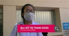Thí sinh ở Đà Nẵng nhận định đề thi Ngữ Văn: 'Ai cũng có thể làm được'