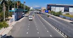Clip Đà Nẵng trong ngày thứ 2 áp dụng phong tỏa toàn thành phố