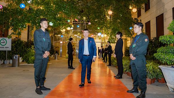 CEO Hà Huy Thành đi lên từ hai bàn tay trắng