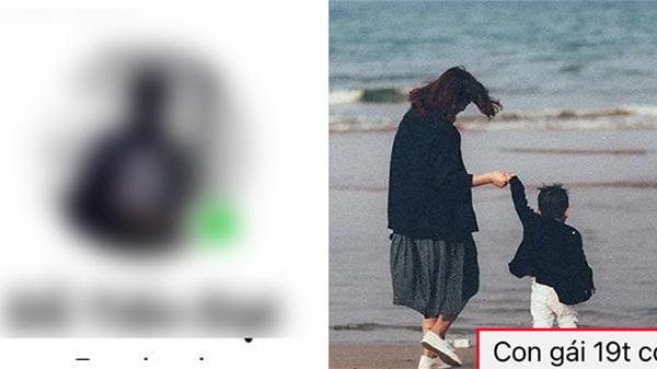 Thanh niên vô duyên nhắn tin cho mẹ trẻ đơn thân: '19 tuổi có con hoang là không còn gì để nói nữa'