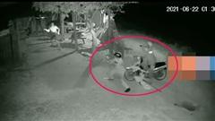 Clip: Bị bắt quả tang, 2 tên trộm chó tấn công ngược, quyết sống mái với chủ nhà
