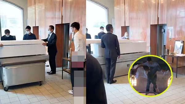 Sự thật clip khâm liệm, chuẩn bị hỏa táng thanh niên người Việt bị đạp xuống sông tử vong ở Nhật đang được chia sẻ là gì?
