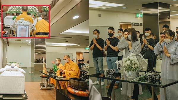 Nhiều người dự tang lễ, thắp nén nhang tiễn biệt thanh niên Việt tử vong thương tâm tại Nhật