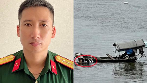 Bộ trưởng Phan Văn Giang gửi thư khen Thượng úy QNCN Ngô Văn Thứ dũng cảm cứu người đuối nước ở Hà Nam