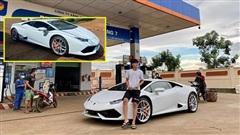 Thanh niên phố núi lên tiếng việc tậu xe Lamborghini 13 tỷ ở tuổi 23, tiết lộ về số tiền mua xe