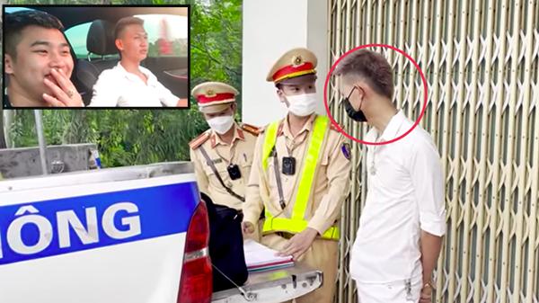 Chạy quá tốc độ bị CSGT xử phạt, Youtuber Duy Thường tiện thể quay clip, giọng điệu cợt nhả khiến cộng đồng mạng 'dậy sóng'