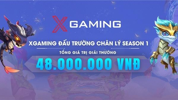 Xgaming công bố giải đấu Đấu Trường Chân Lý với tổng giải thưởng lên tới 48 triệu đồng