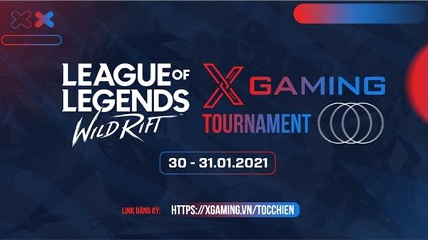 XGAMING TOURNAMENT - Giải đấu cộng đồng offline đầu tiên của Liên Minh Tốc Chiến chính thức mở đăng ký