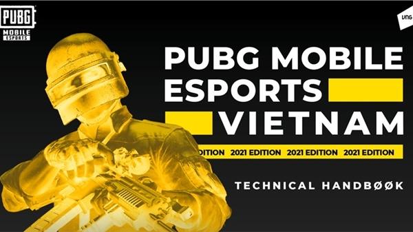 PUBG MOBILE Việt Nam chính thức ra mắt sách kỹ thuật Esports đầu tiên tại Việt Nam