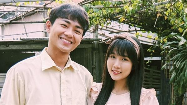 Sau cô y tá trong 'Nắng 3', Thùy Dương kết đôi với Nguyễn Anh Tú trong phim Tết