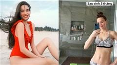 Hồ Ngọc Hà chia sẻ bí quyết lấy lại vóc dáng sau sinh