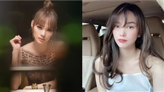 Hình ảnh Minh Hằng vừa đăng tải lên Instagram gây hoang mang vì nhan sắc khác lạ