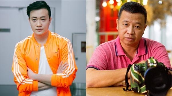 Lương Mạnh Hải lên tiếng về việc xuất hiện chung với diễn viên Lữ Đắc Long