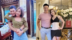 Mạnh Trường đáp trả 'cực căng' khi netizen so sánh nhan sắc vợ và Phương Oanh