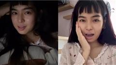 Diễn viên Khánh Vân lộ hình ảnh ốm yếu