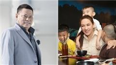 Bồ cũ tỷ phú 70 tuổi của Ngọc Trinh tuyên bố nhận nuôi 23 người con của Phi Nhung