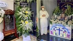 Hoài Linh lộ diện trong tang lễ của bố sau hơn 4 tháng ở ẩn
