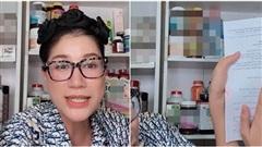 Trang Trần 'khoe' quyết định xử phạt hành chính, hứa từ nay sẽ không chửi tục