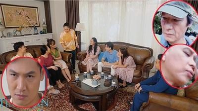 'Hương vị tình thân' trailer tập 41 (p2): Cà nhà Long biết Nam thân thiết với ông Sinh - một người trong giới giang hồ, liệu vị trí dâu trưởng có bị lung lay?