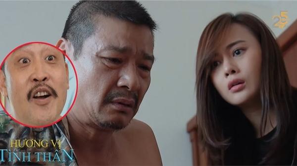'Hương vị tình thân' trailer tập 52 (p2): Lão Tấn lật bài ngửa, nhận mình giết bố Thy và là bố đẻ của Dũng, cho người đánh đập 'dằn mặt' ông Sinh