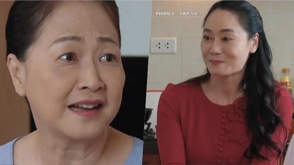 'Hương vị tình thân': Bà Xuân hạnh phúc khi 30 năm làm dâu được mẹ chồng gọi 'con' xưng 'mẹ'