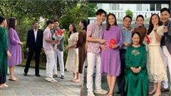 'Hương vị tình thân' tập cuối: Nam được tặng hoa mừng ngày trở về nhà họ Hoàng, Thy tươi cười chào đón chị dâu nhưng vắng mặt nhân vật này