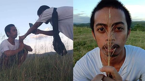 Mới học được khóa chụp ảnh nghệ thuật 'xịn sò', anh chàng lấy bạn ra chụp ngay để thử tay nghề và cái kết 'đắng lòng'