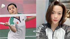 Hot girl cầu lông Việt Nam thắng VĐV gốc Trung Quốc ở Olympic Tokyo gây xôn xao vì quá xinh đẹp