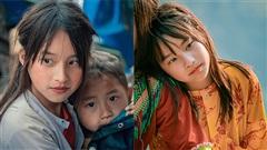 Nhan sắc 'thần tiên tỉ tỉ' của các em bé vùng cao Hà Giang khiến người xem mê mẩn vì quá trong trẻo