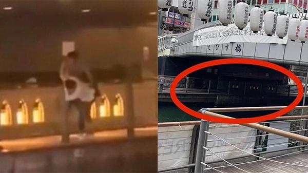 Toàn cảnh khu Namba Osaka sầm uất bậc nhất Nhật Bản: Nơi nam thanh niên bị xô ngã xuống sông tử vong