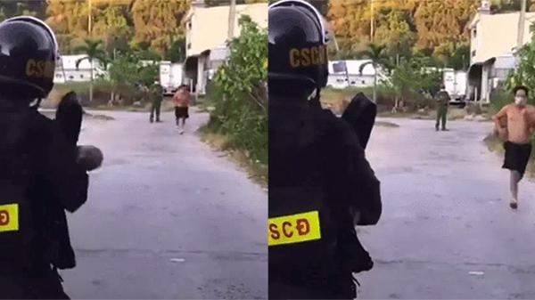 Người đàn ông cởi trần ra đường chạy bộ bị công an 'tóm', hình phạt đưa ra khiến dân tình 'cười bò'