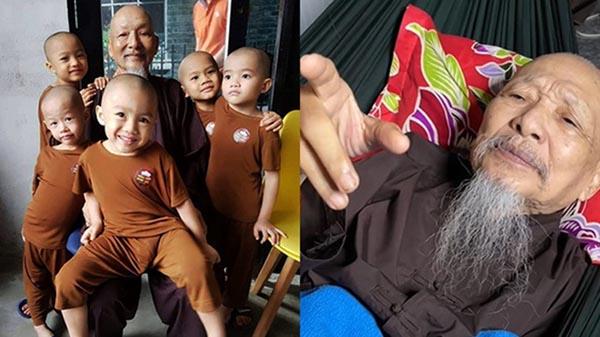 Ông Lê Tùng Vân đứng đầu 'Tịnh thất Bồng Lai'khẳng định: Đi tu, cả đời không vợ không con